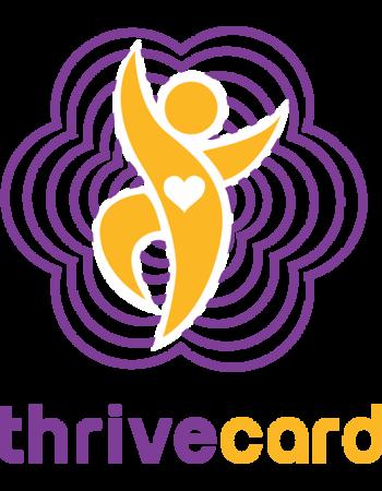 Thrive Card Logo
